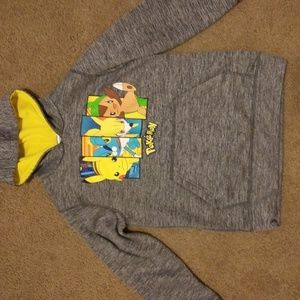 Pokemon hooded sweatshirts